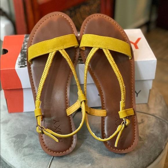 Roxy Kitty Sandals